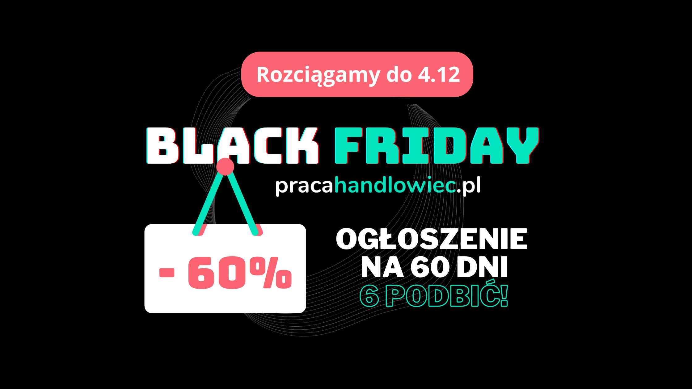 Black Friday - promocja