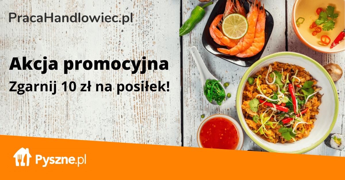 Pyszne.pl akcja promocyjna